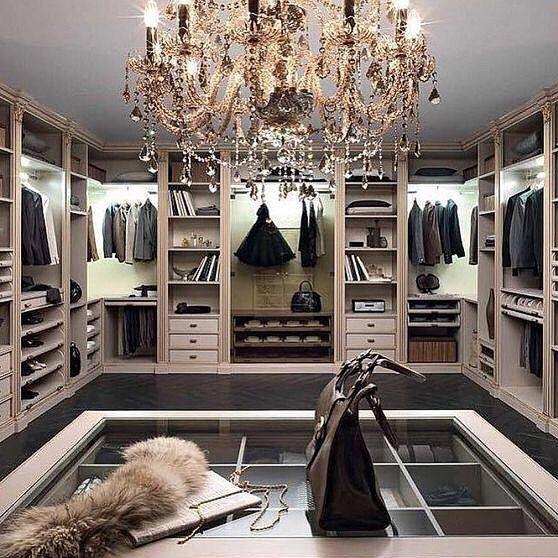 Closet inspo.