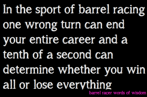 so totally true... I lost by a hundredth of a second yesterday.  it stinks...