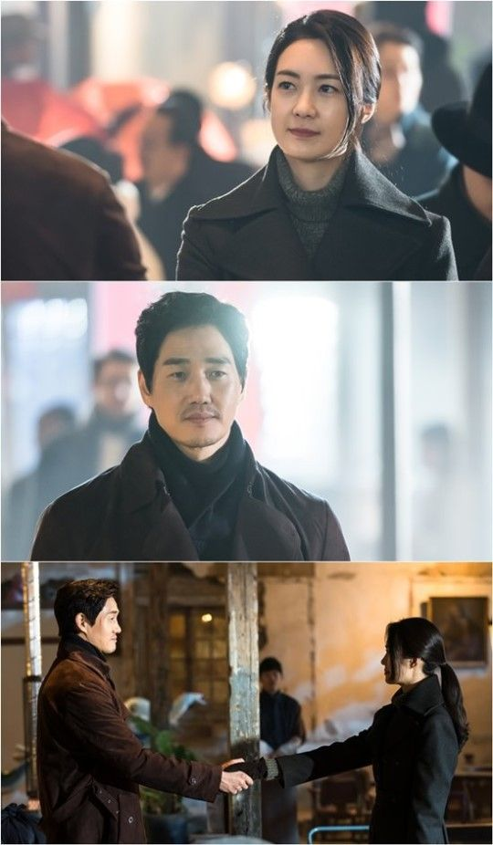 Yoo Ji Tae and Lee Yo Won's first encounter in MBC's 'Different Dreams'
