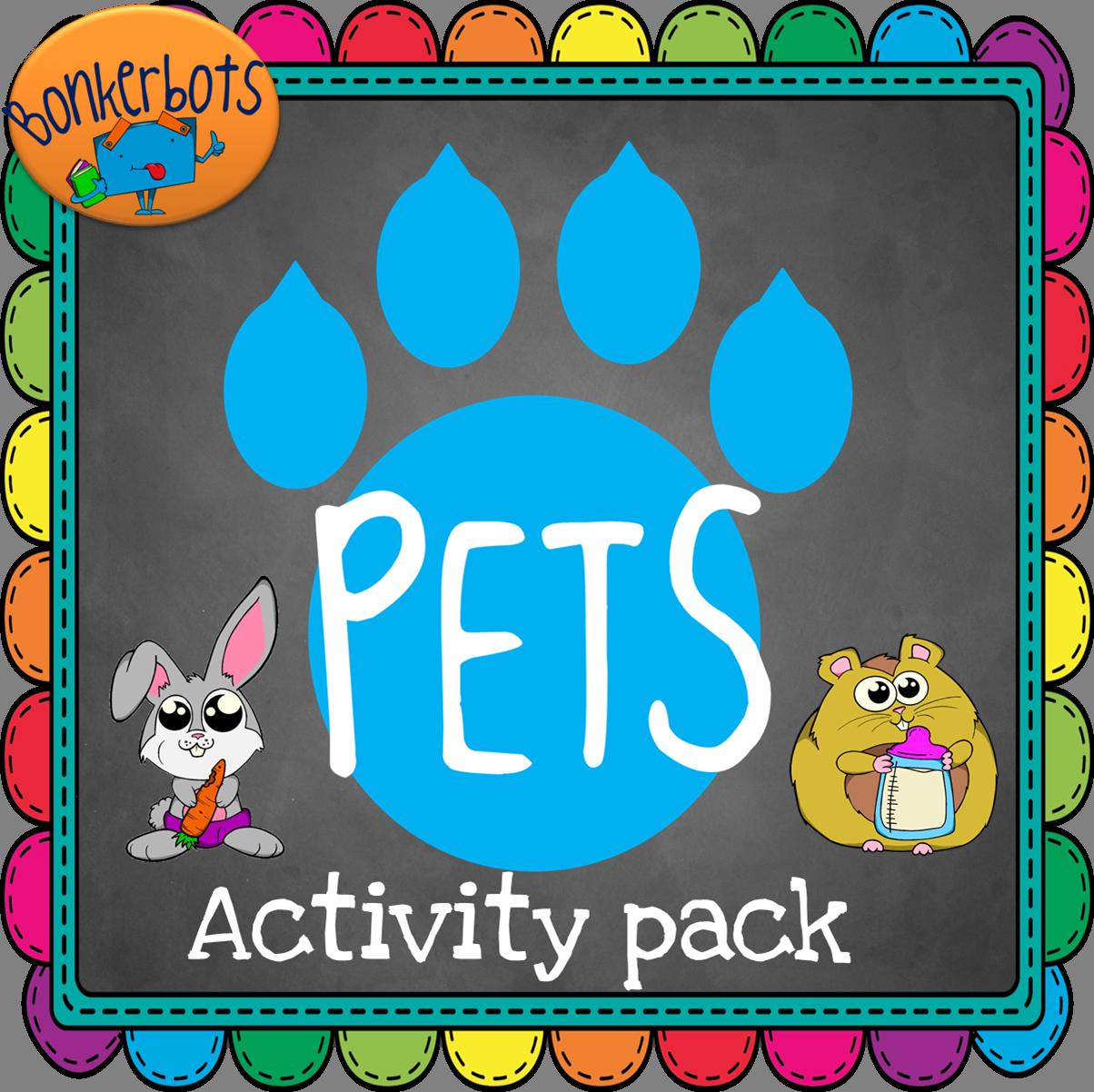 Pet Activity Pack