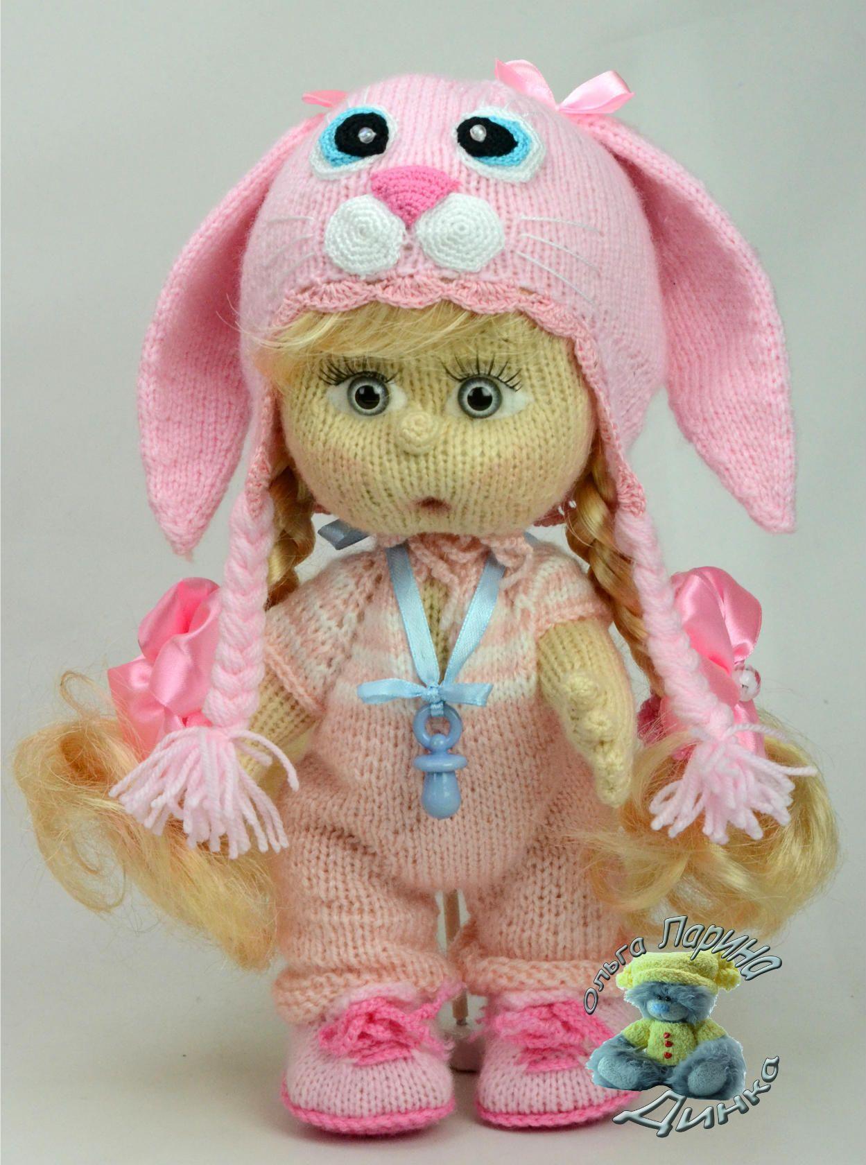 Одноклассники | Вязанные игрушки | Crochet dolls, Knitted ...
