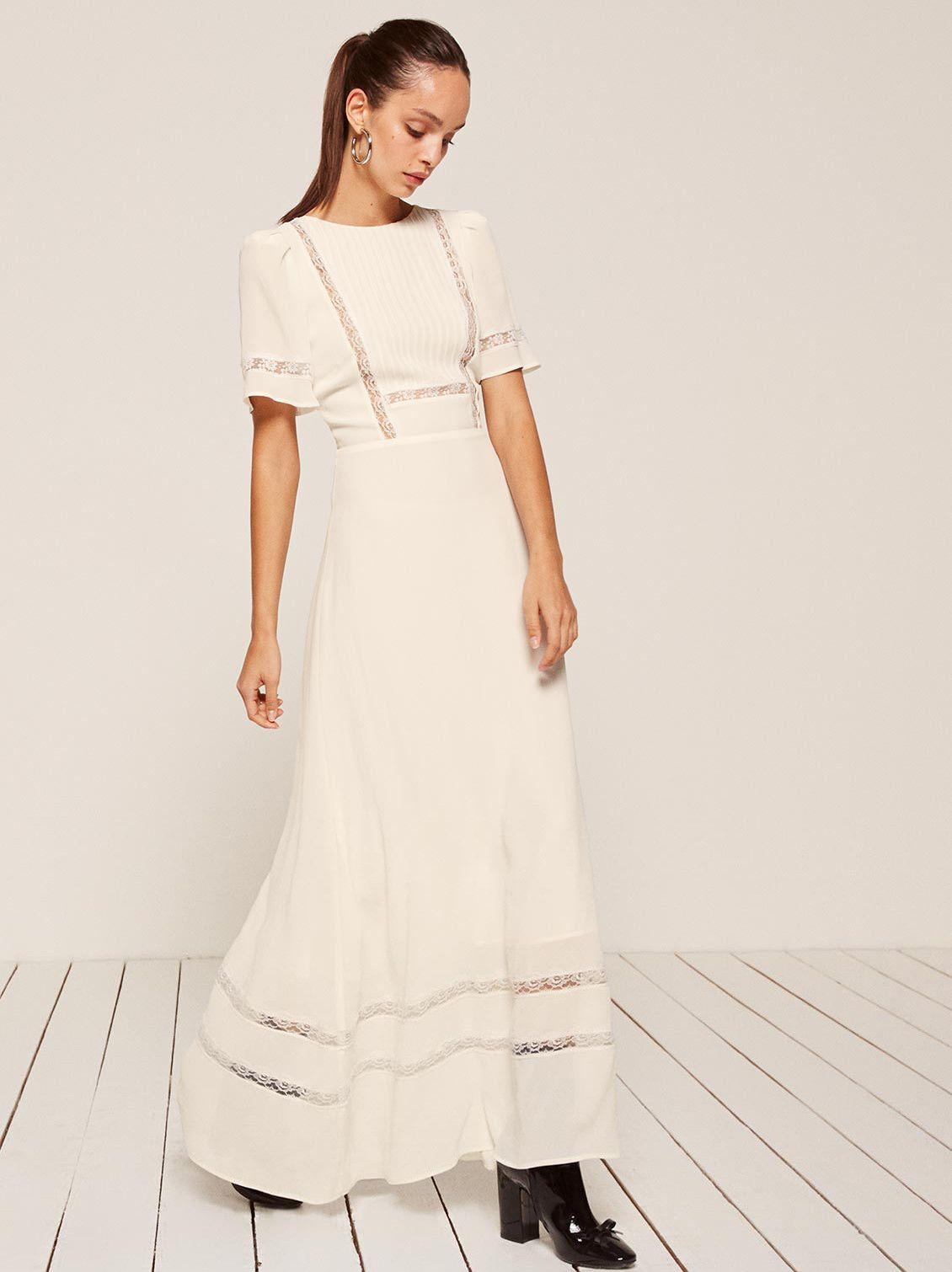 DRESSES - Reformation   Ajio new hit   Pinterest   Kleidung
