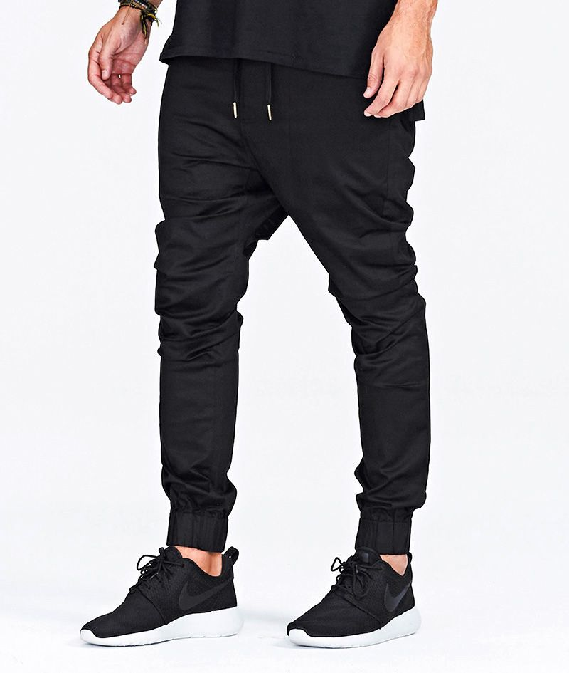 7eb1388f333b Men Drop Crotch Joggers Pants- -zanerobe style Dropshots pants Cheap!!  22.9USD