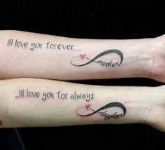 55 Soulful Mother Daughter Tattoos To Feel That Bond | Daughter ...