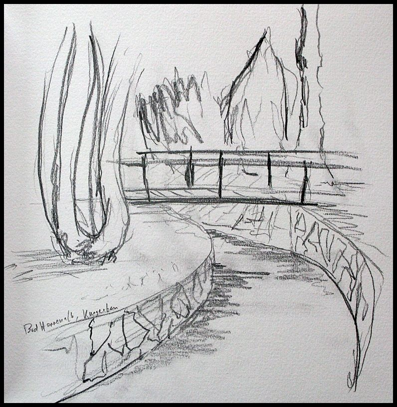 Line Drawing River : Pond drawing pencil google search how to draw
