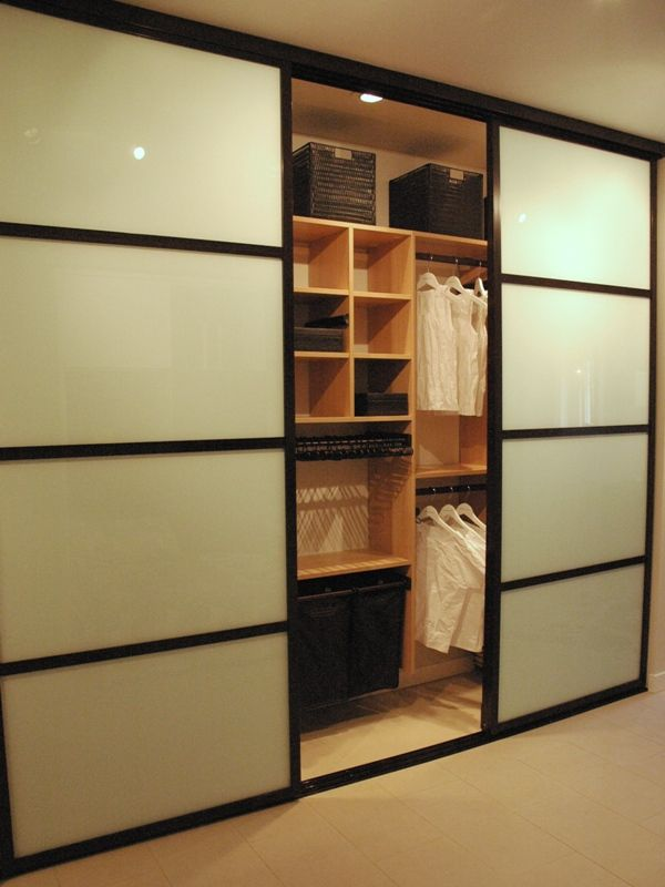Marvelous How About This Awesome Custom Closet System By California Closets With  These Beautiful Sliding Doors? Come And See Them At Our 158 Davenport Road  Showroom!