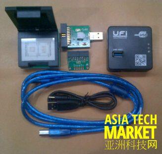 UFI BOX FITUR □ Flashing □ EMMC Tools Repair EMMC Ganti