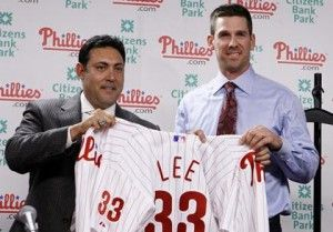 Cliff Lee and the number 33.      #33sightings #33iseverywhere #route33