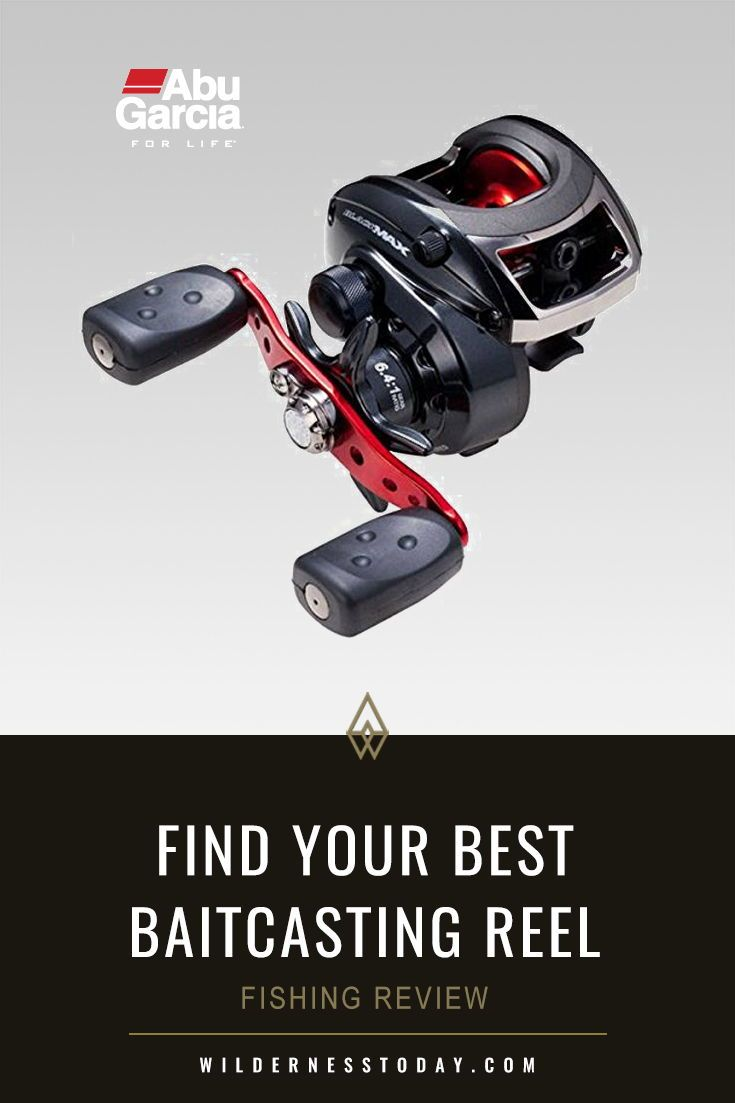 Find your best baitcasting reel for fishing reviews