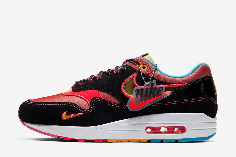 """Nike Air Max 1 """"NYC Chinatown"""" Nike air max, Nike air"""