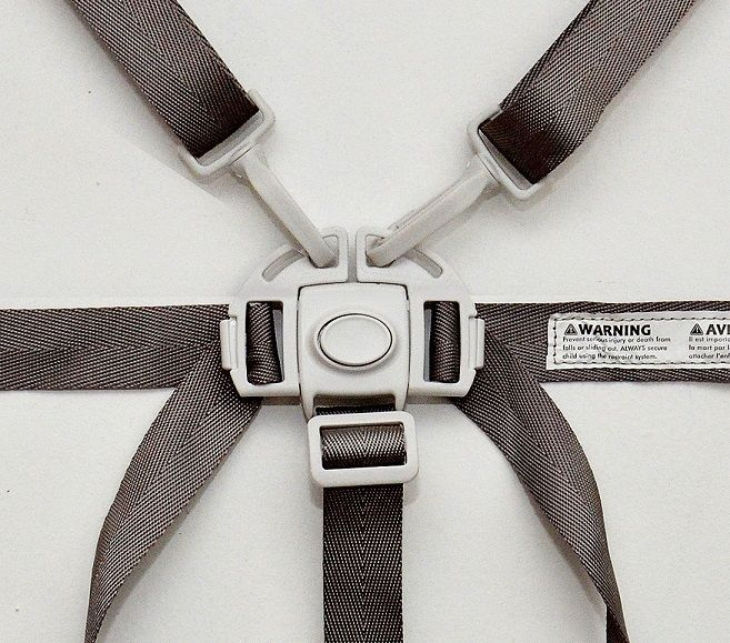 High Chair Seat Belt Strap Harness Hi Q Replacement For