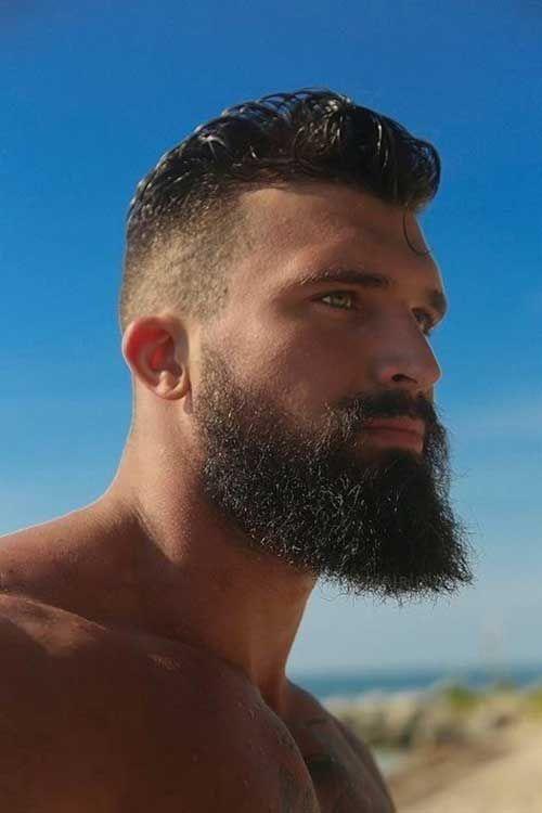 Photo of Auffälliger Bart und Frisuren für Männer »Frisuren 2020 Neue Frisuren und Haarfarben