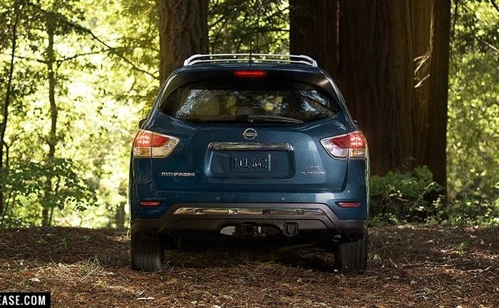 special pathfinder platinum offers lease nissan