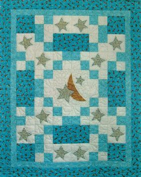 Sweet Dreams Quilt Pattern Download by Cottage Quilt Designs ... : baby quilts designs - Adamdwight.com