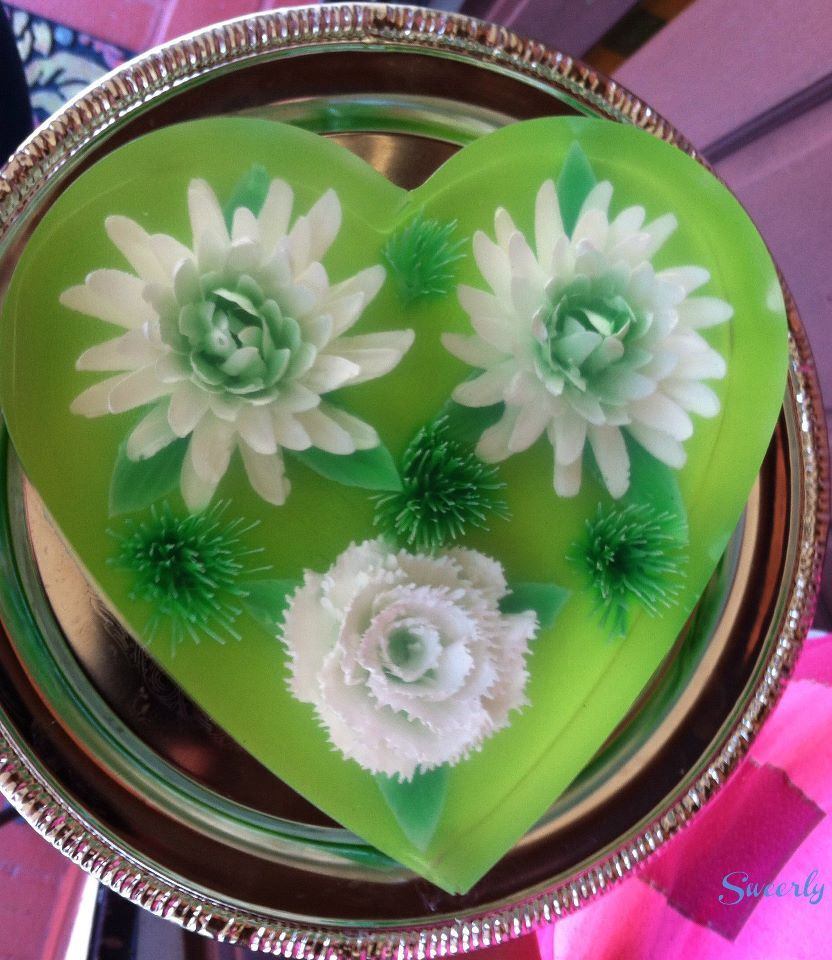 Jelly decor by sweerly