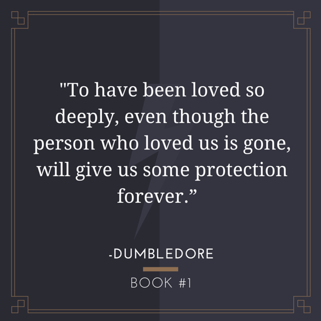 Epic Love Quotes From Movies: Lesser Known Harry Potter Quotes