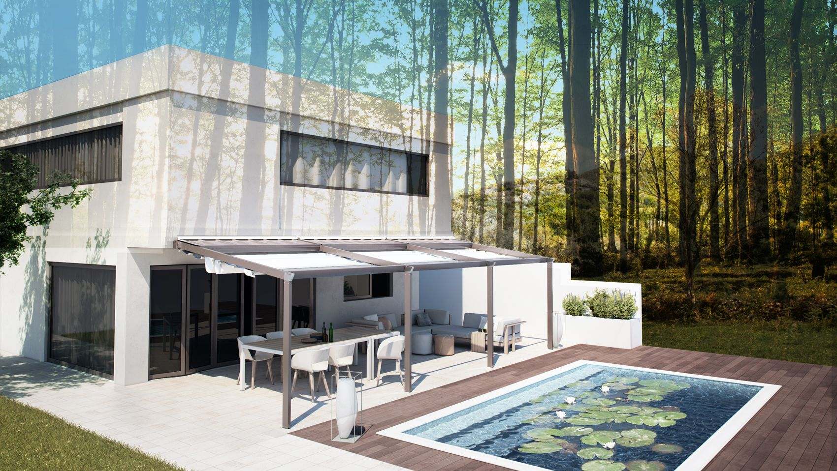 Corradi - Outdoor Living Space | Outdoor furniture design ... on Corradi Living Space id=98889