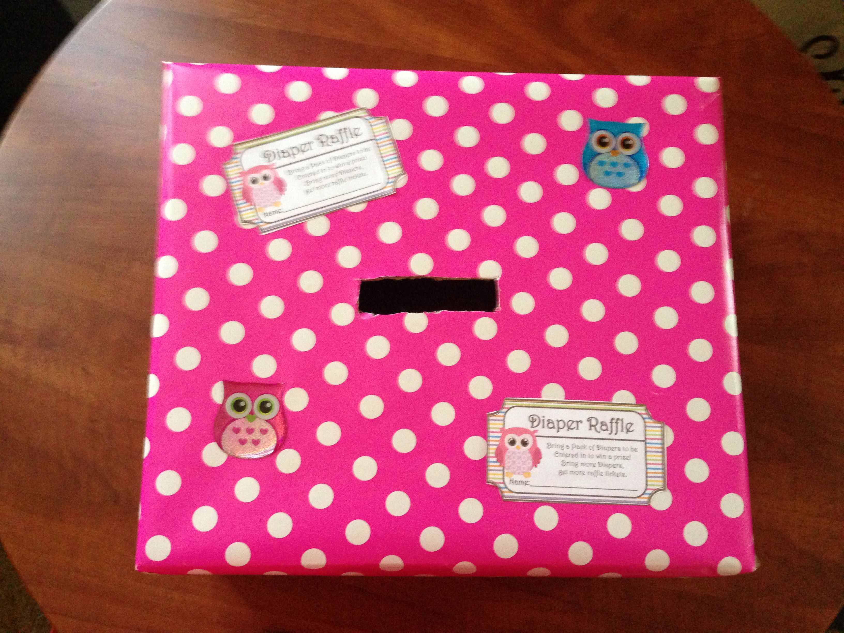 diaper raffle ticket grey and pink chevron by sweetpinkdesigns diaper raffle box that i made
