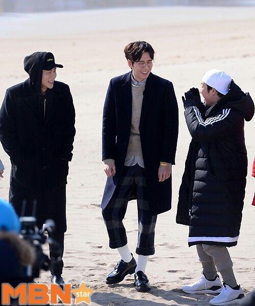 park hae jin 박해진 and haha 하하 ha dong hoon