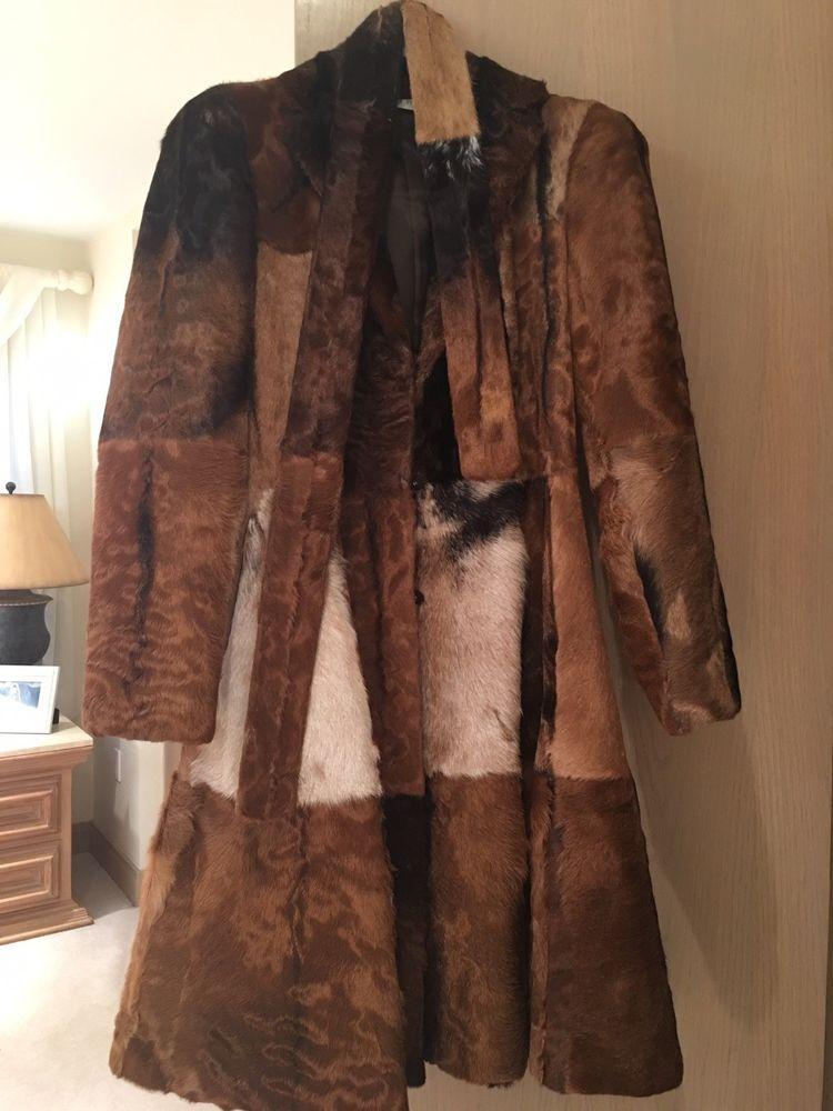 6244441e6b0 Miu Miu Winter Animal Fur Coat  fashion  clothing  shoes  accessories   womensclothing  coatsjacketsvests (ebay link)