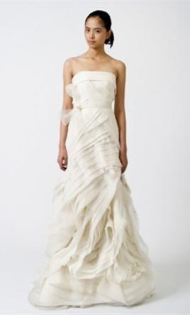 Sample Vera Wang Wedding Dress Erica Size 10 Get A Designer
