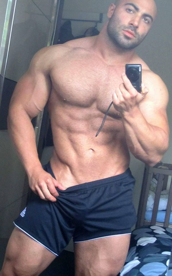 sexy men Hot muscle