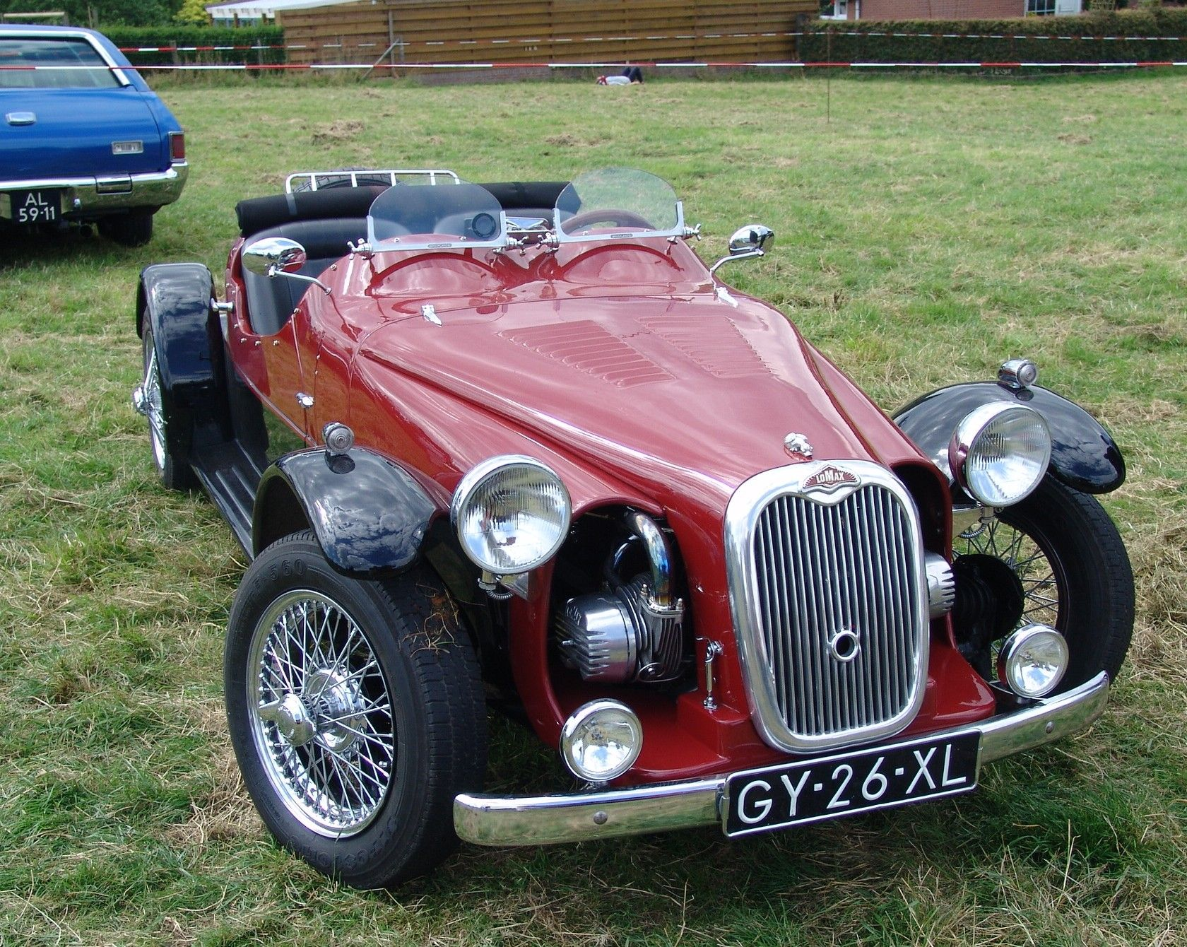 improved and enhanced lomax 224 2cv based kit cars pinterest kit cars cars and pedal car. Black Bedroom Furniture Sets. Home Design Ideas