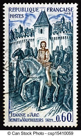 April 29, 1429: During the Hundred Years' War, the 17-year-old French peasant #JoanOfArc led a French force in relieving the city of Orleans, besieged by the English since October.