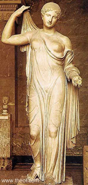 The roman god of sex