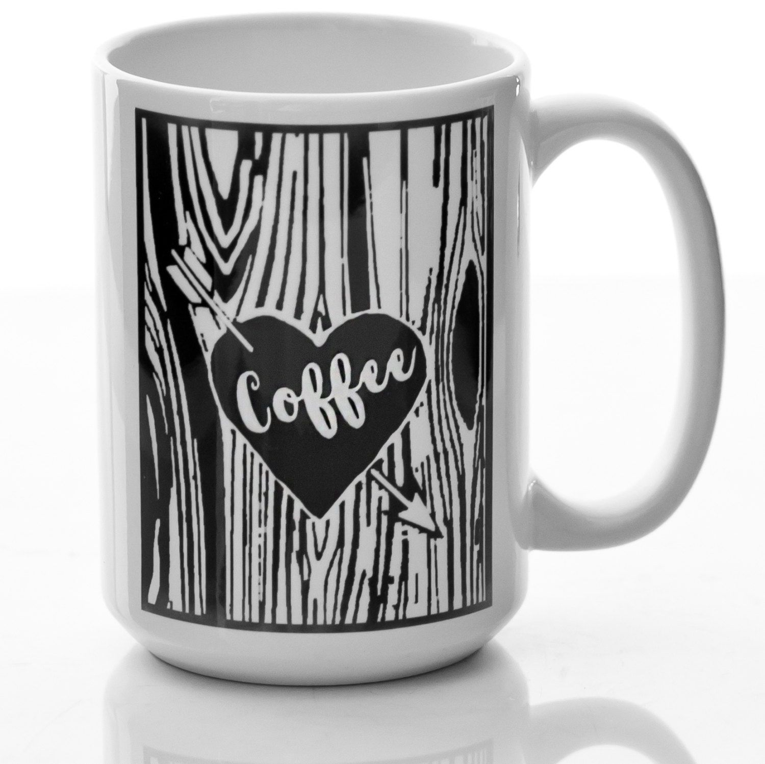 Love is in the Air Coffee Lover Gift Mug Mothers Day