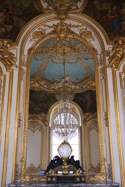 L'Hôtel de Soubise, Paris.
