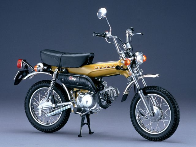honda st90 mighty dax mini bikes mini motorrad. Black Bedroom Furniture Sets. Home Design Ideas