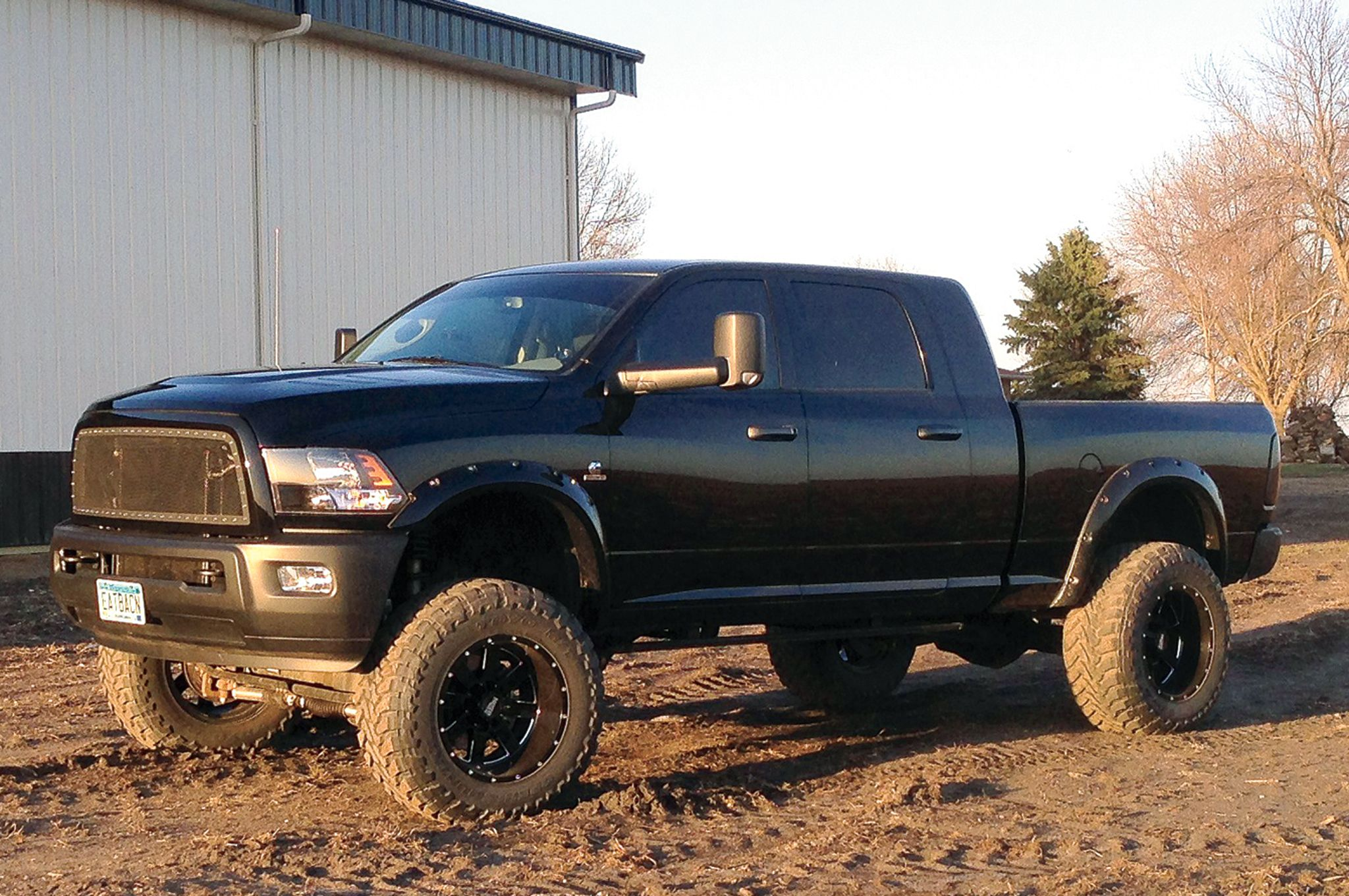 2012 ram 2500hd mega cab photo 1