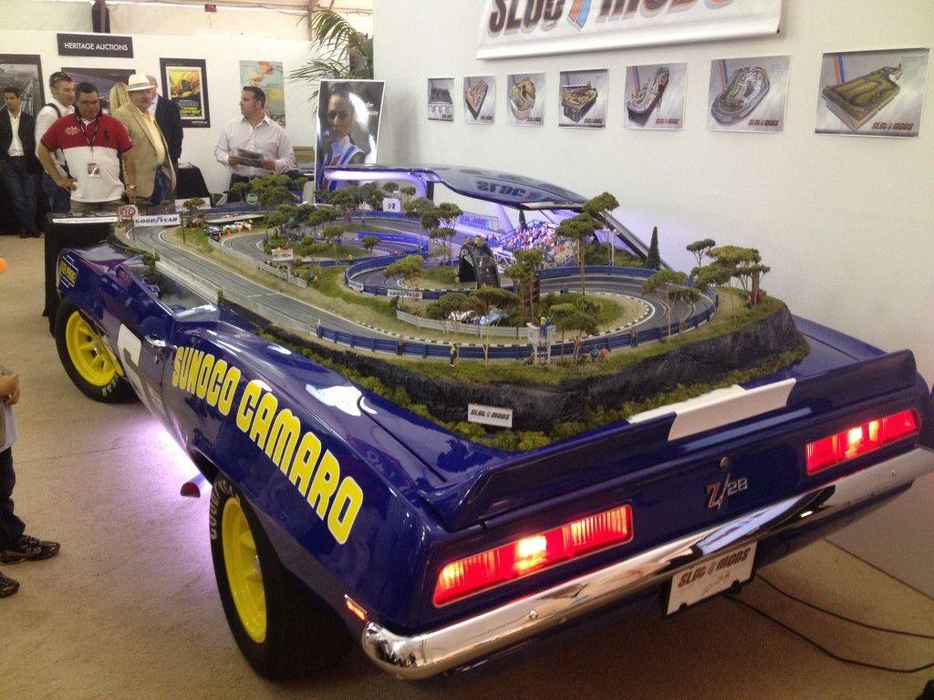 69 camaro slot car
