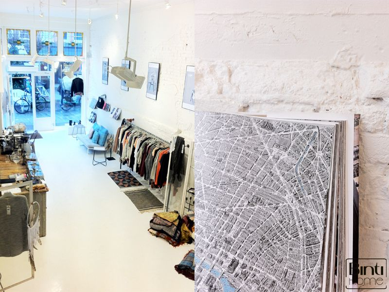Conceptstore Cottoncake, store styling, raw styling, amsterdam, by Styling en Interieur - Interior, photography  by Binti Home