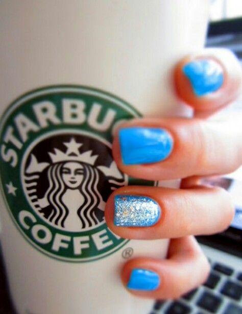 I love that color blue !