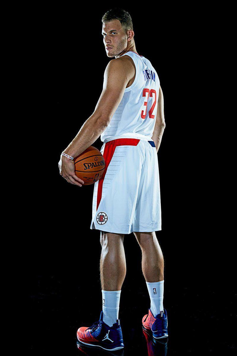 Basketball players image by Zhyon on Blake Griffin 32