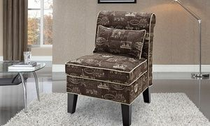 Groupon - Lifestyle Solutions Cecilia Accent Chair in Online Deal. Groupon deal price: $129.99