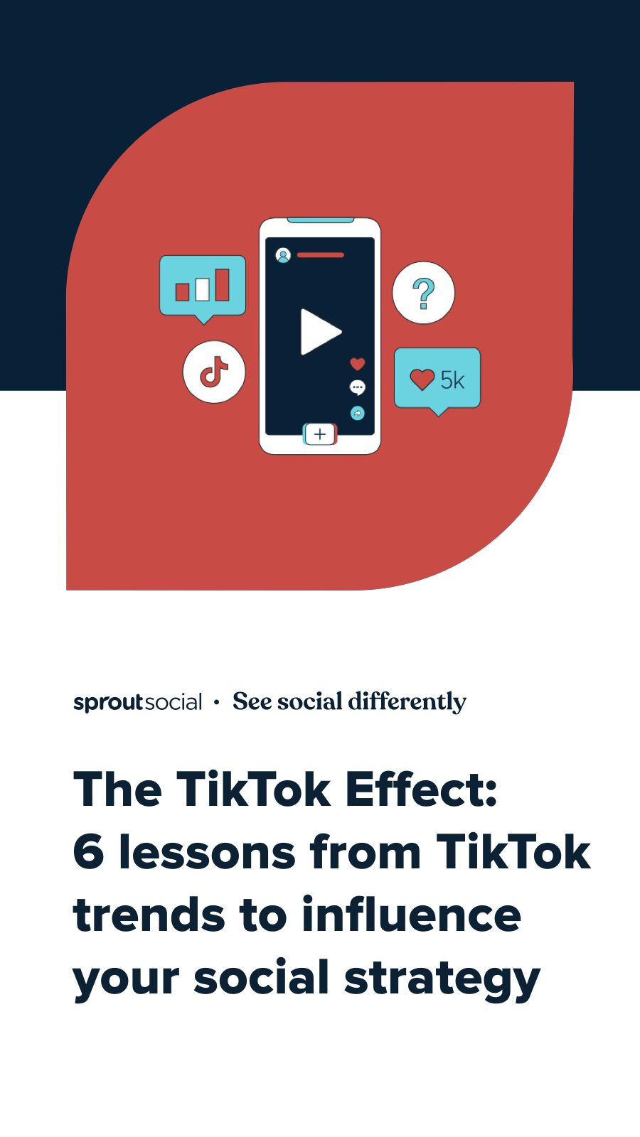 The Tiktok Effect 6 Lessons From Tiktok Trends To Influence Your Social Strategy In 2021 Social Strategy Facebook Strategy Twitter Strategy