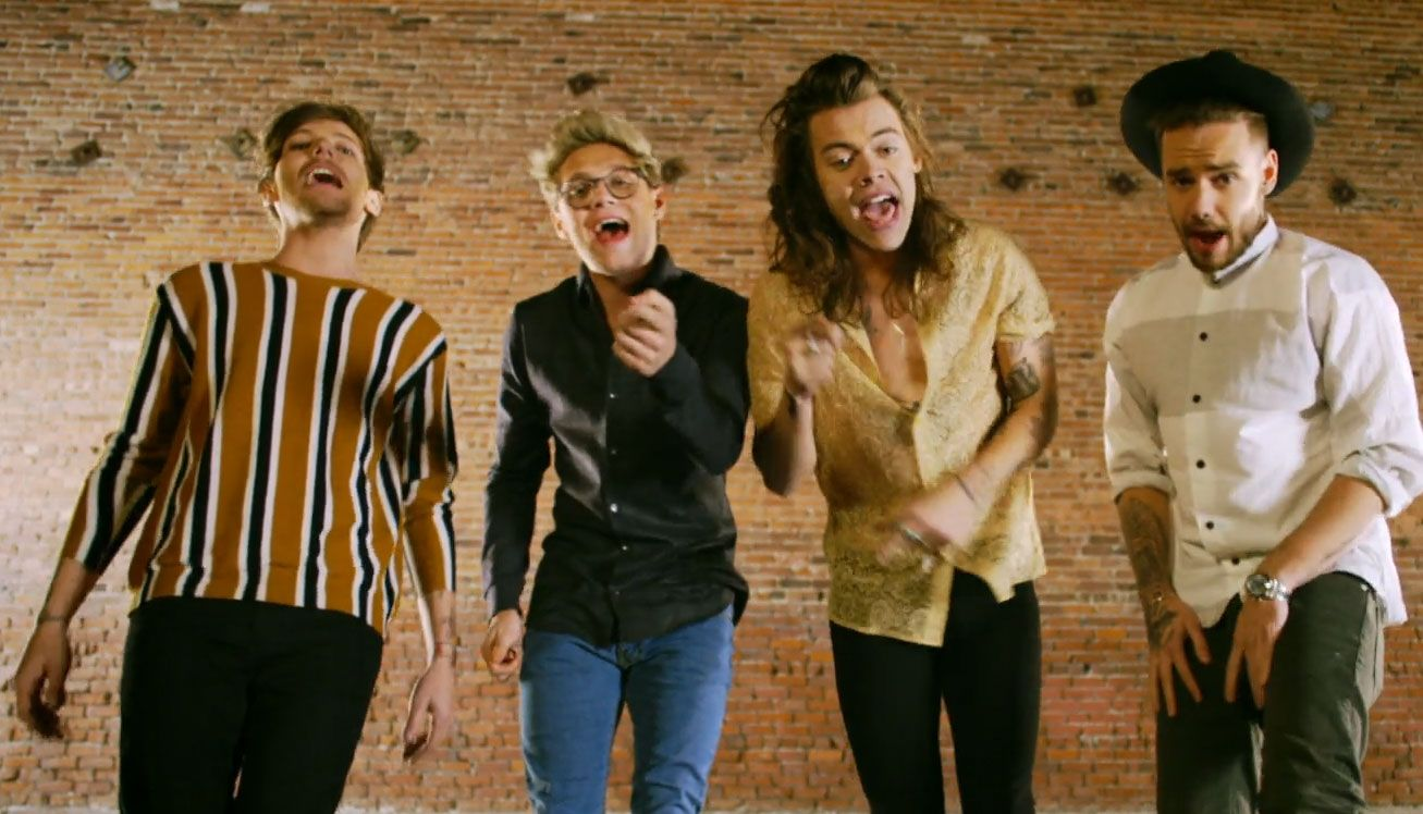 Photo of Have your tissues handy – One Direction's new music video for History is here an…