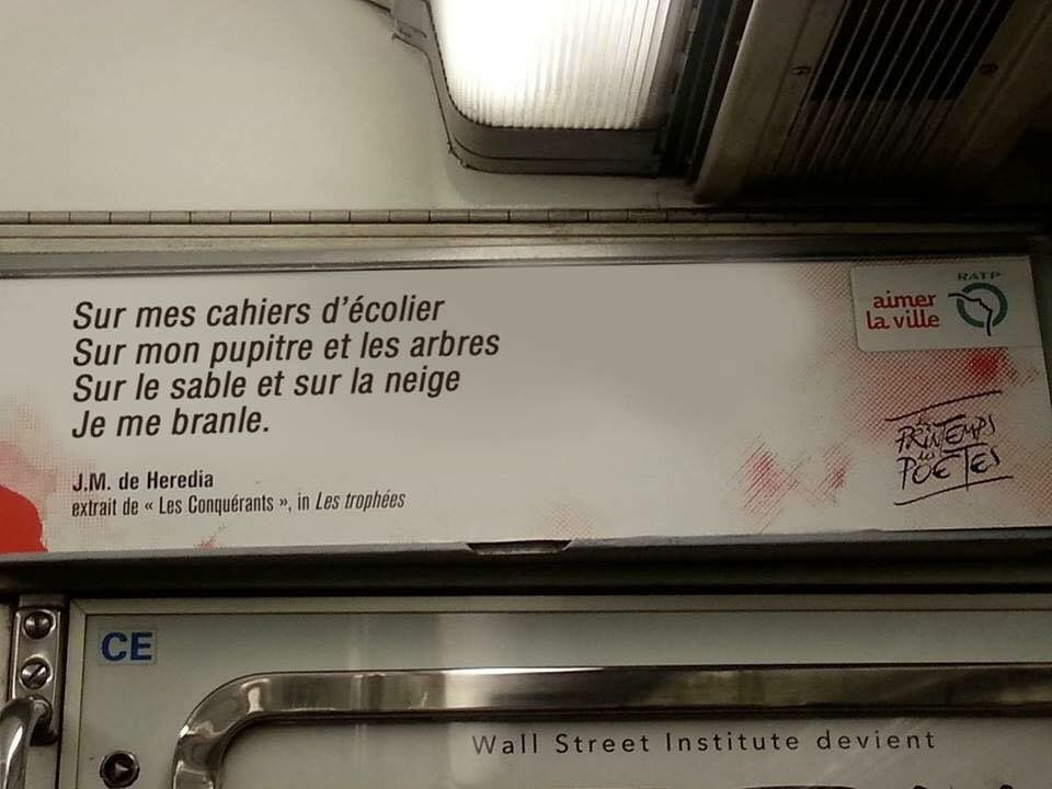 Citation parisienne 💤  #paris #citation #inspiration #poeme
