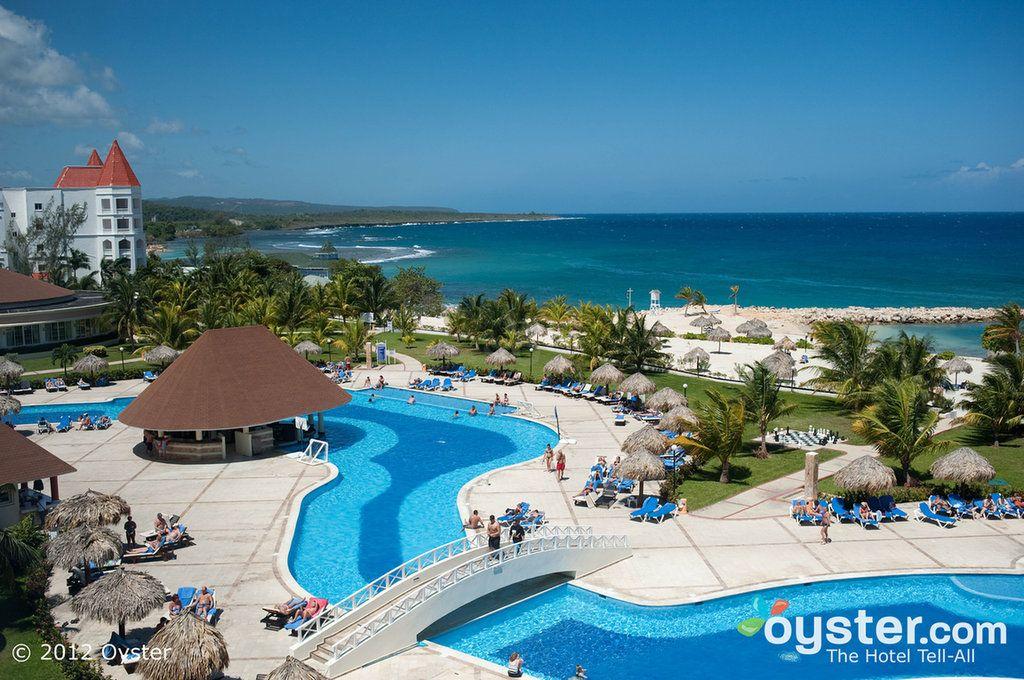 one of pool bars - Picture of Grand Bahia Principe Jamaica