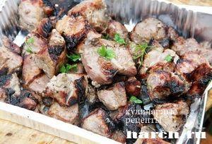шашлык по крымски рецепт