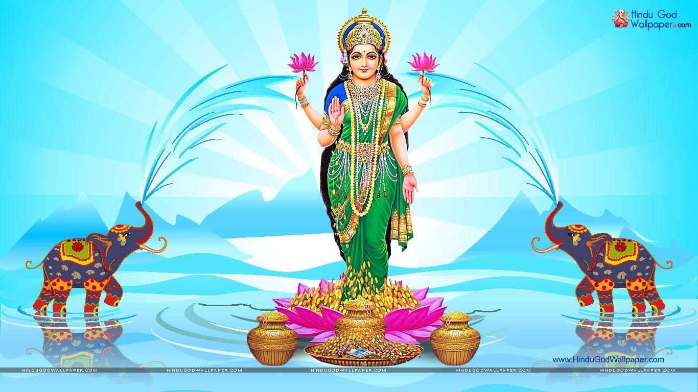 Goddess Lakshmi Wallpapers Free Download Maa Laxmi