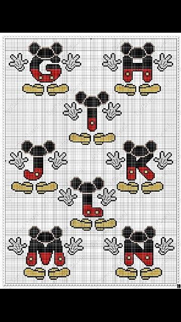 Pin von Sharron Kumle auf Disney crafts | Pinterest | Stickerei ...