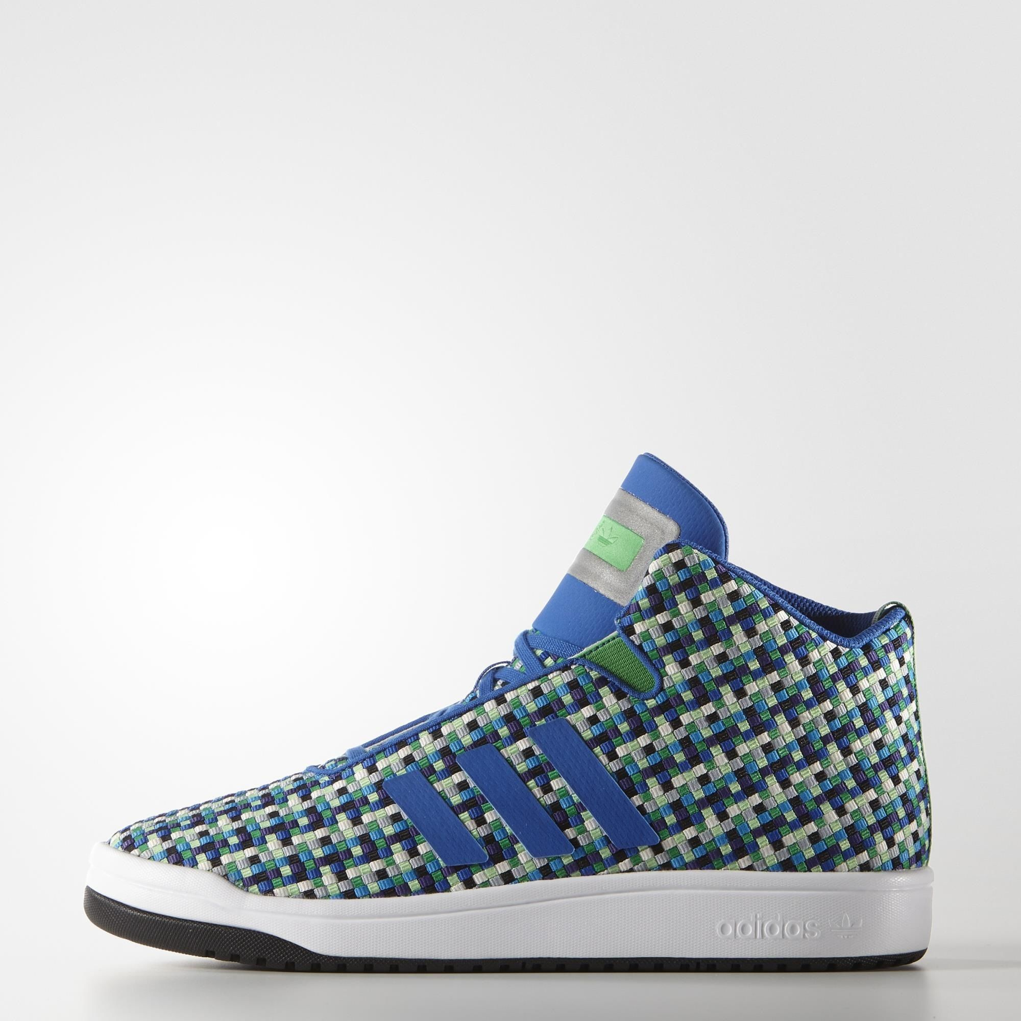 2dcd151e53ace Blue Shoes · Sneaker · Weaving · Ss16 · Adidas · Trainers · Kicks · Lovers  · Closure Weave · adidas Veritas