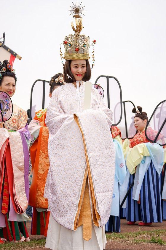 平城京天平祭 春 2016   和服、伝統的な服、民族衣裝