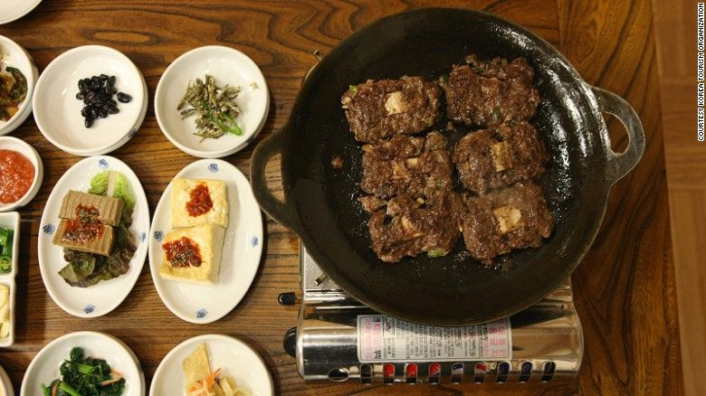 """""""Why don't we take this perfectly fine galbi, grind it up and put it back together?"""" Sounds like a dumb idea, till you try it."""