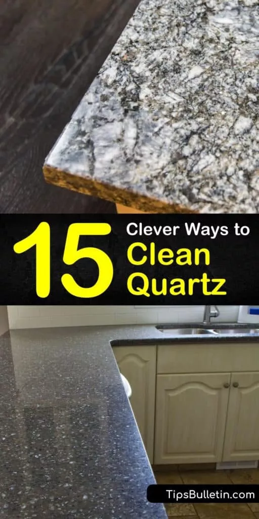 15 Clever Ways To Clean Quartz