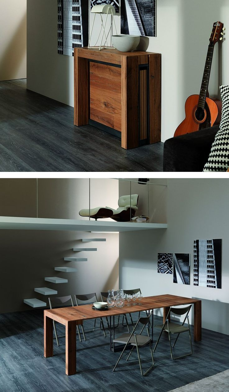Wandklapptische Klappbare Holztische Fur Kleine Raume